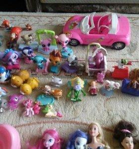 Игрушки Little Pony
