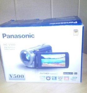 Видеокамера Panasonik HC-V500