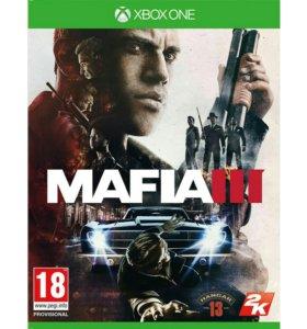 Видеоигра для Xbox one Mafia lll