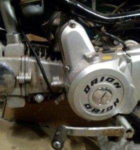 Двигатель 120 куб 4т 153 FML