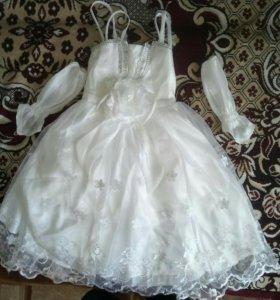 Платья для девочки 6-8 лет