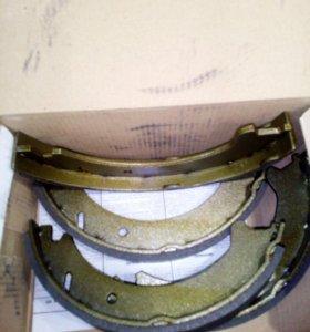 Колодки ручника volvo 850 1995 (2,5t)