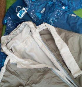 Весенние куртки.