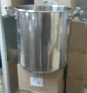 Кастрюля нержавейка 50 литров