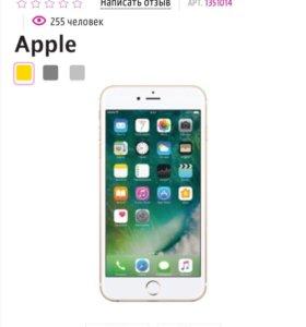 Айфон 6s plus 16 gb