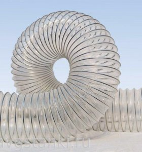 Воздуховод гибкий (шланг для аспирации)