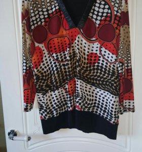 Блуза туника fuego