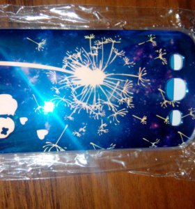 Бампер на Samsung Galaxy i9301