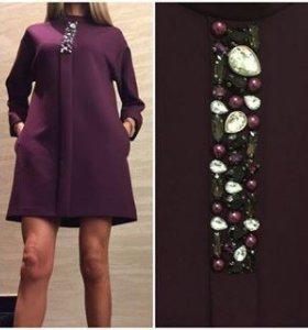 Платье новое стильное .