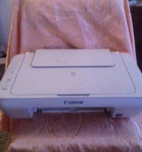 Принтер - сканер.