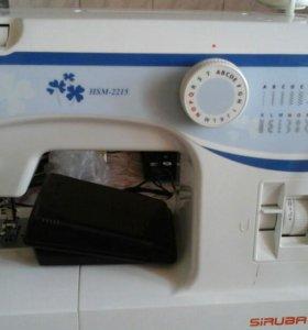 Бытовая швейная машинка Сируба HSM 2215