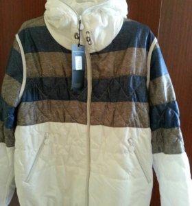 Куртка весна-осень 52-54р