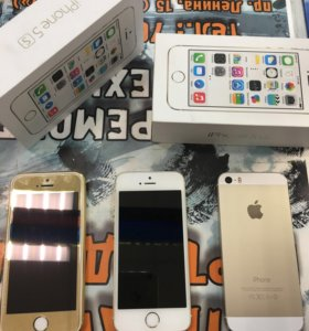 iphone 5s 16Gb. Gold