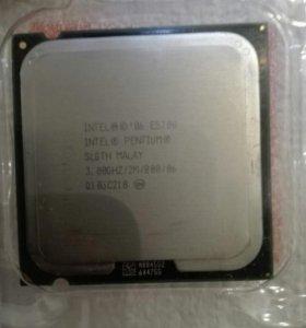 Intel E5700 2x3.00ghz
