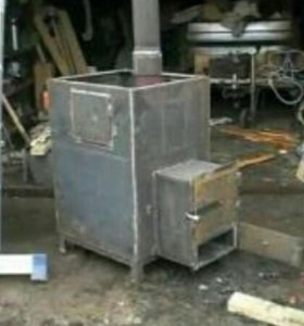 Печь для бани, мангалы
