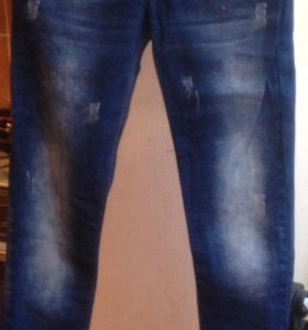 Новые джинсы.Турция