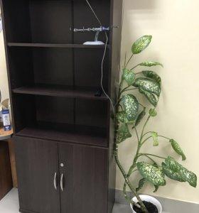 Шкаф стеллаж офисный