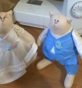 Куклы.зайцы Тильды и многое другое)