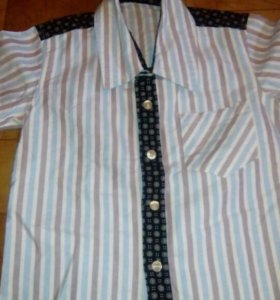 Рубашка, мужская, от 1,5года
