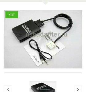 USB адаптер мазда 3