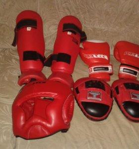 Защита для занятий карате