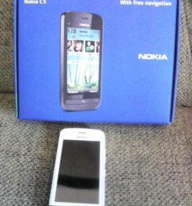 Телефон NOKIA C5-06