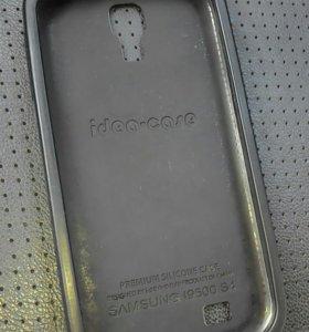 Чехол-накладка силиконовая SAMSUNG I9500 S4