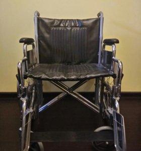 Инвалидная коляска для тучных людей