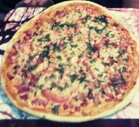 Домашняя пицца на заказ.