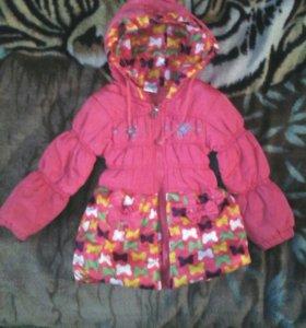 Куртка весения