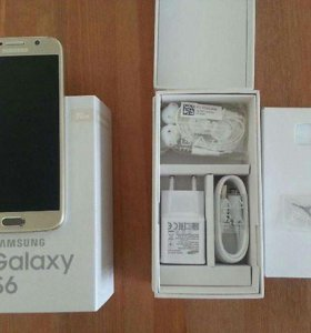 Смартфон Samsung Galaxy S6 SM-G920F 32Gb LTE Gold