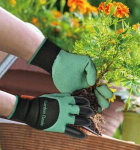 Перчатки садовые Garden genie gloves