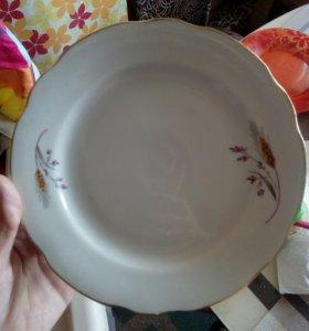 Сервиз столовый на 6 персон: Тарелка 18 см. - 6 шт