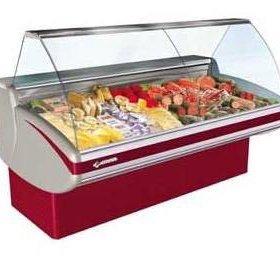 Витринный холодильник.б..у