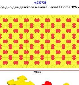 Большой детский манеж Levi-IT 125 x 250 см