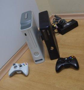 Игровые приставки X-box 360