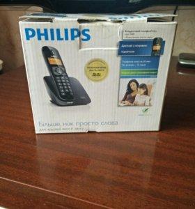 Беспроводной телефон Philips серия 1000