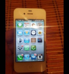 iPhone 4s 16gb обмен