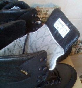 Ботинки мвд