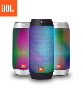 Влагозащищенная Bluetouth колонка JBL® Pulse 2