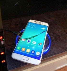 Samsung S6 Edge White