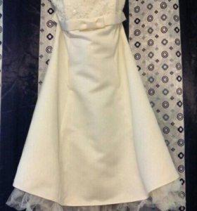 Продам платье на выпускной ( свадьбу)