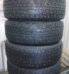 Зимние шины р15