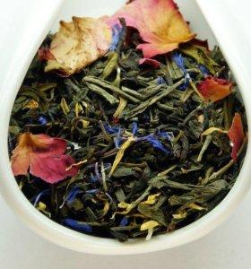 """Чай зелёный с чёрным """"Арабские грезы"""""""