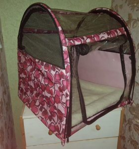 Палатка выставочная для животных