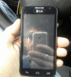 Телефон LG IXPERIA