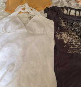 рубашки , туника, блузка