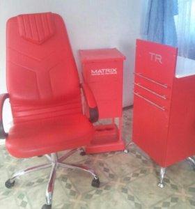 Кресла и тумбочки Matrix