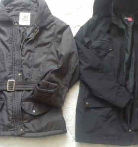 2 весенне-осенние куртки