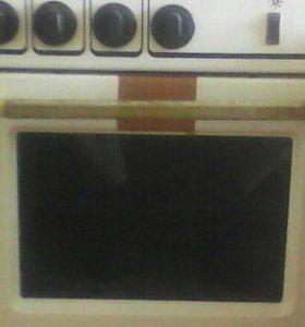 Кухоная электроплита лысьва-15 в х/с.